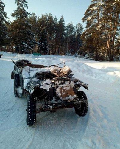 В Лысковском районе машина упала в реку погиб мальчик (2)