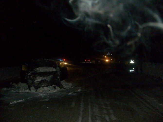 В ДТП под Томском погибли четыре человека (2)
