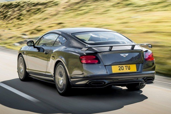Bentley представила самый быстрый четырехместный автомобиль в мире (2)