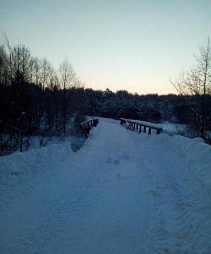 В Лысковском районе машина упала в реку погиб мальчик (3)