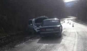 В ДТП в Туапсинском районе погибла женщина