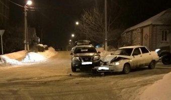 В Белгородской области в ДТП пострадал 4-летний ребенок