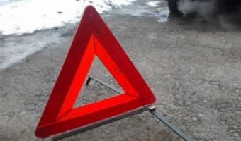 В Кузбассе в массовом ДТП погиб человек