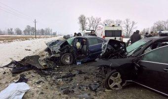 В ДТП на трассе Гусев — Нестеров погибли 21-летние супруги