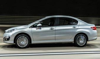 Обновленный Peugeot 408 появится в России летом 2017 года