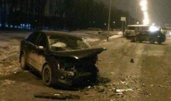 В ДТП в Краснодаре погиб молодой человек