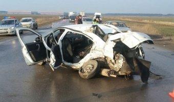 В ДТП в Аксайском районе погибли двое