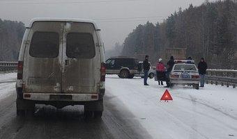 На Серовском тракте в ДТП погибла женщина