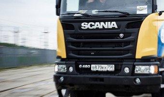 Scania - уверенное покорение любых дорог!