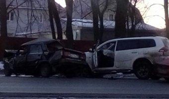 В ДТП на Таллинском шоссе погиб молодой водитель