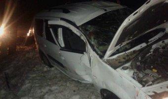 В ДТП в Вольском районе погиб водитель «Ларгуса»