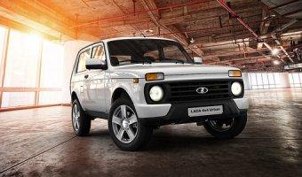 В 2017 году АвтоВАЗ выпустит гибридную версию Lada 4х4