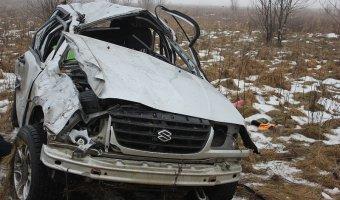 Мужчина и женщина погибли в ДТП в Псковской области