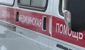 В Нижегородской области автомобиль сбил коляску с ребенком