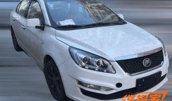 В Сети появились фото обновленного Lifan 720 (Cebrium)