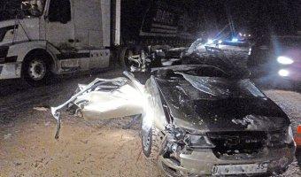 Женщина погибла в ДТП в Вологде