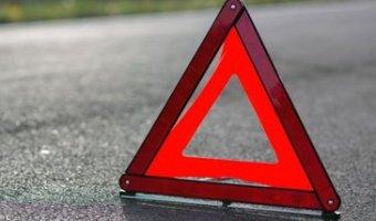 Машина ГИБДД попала в ДТП в Башкирии