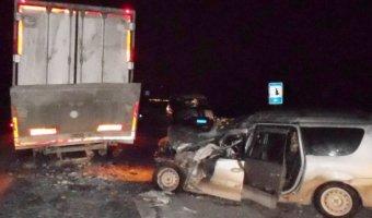 На трассе Тюмень – Ханты-Мансийск в ДТП погибли два человека