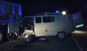 В Амурской области в ДТП с грузовиком погибли три человека