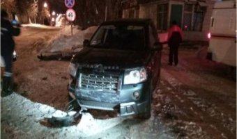 В Ржеве в ДТП погиб водитель автомобиля «ГАЗ»