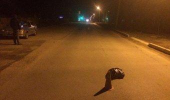 В Изобильном разыскивается водитель, насмерть сбивший пешехода