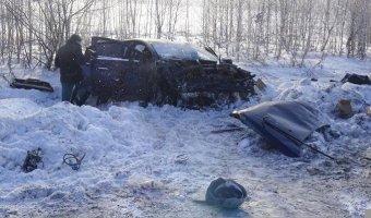 Пассажир автомобиля погиб в ДТП в Щучанском районе