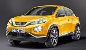 Обновленный Nissan Juke не получит дизельный двигатель
