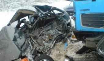 В ДТП в Сасовском районе погиб человек