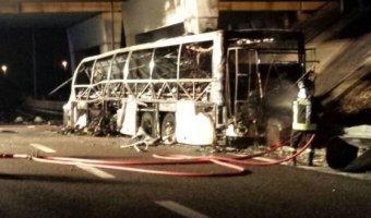 В Италии автобус с подростками попал в ДТП: погибли 16 человек
