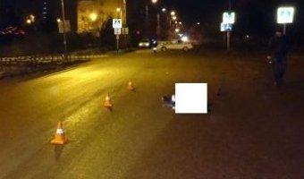 В Георгиевске водитель насмерть сбил женщину и скрылся