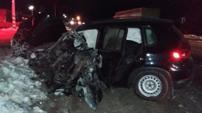 В ДТП с автобусом в Рязанской области погиб человек (2)