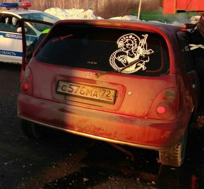 В ДТП в Тюмени погибла женщина-водитель иномарки (2)