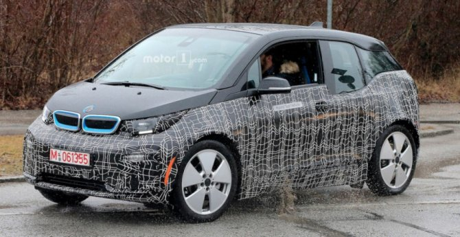 Новый электрокар BMW i3 попал в объективы фотошпионов (2).jpg