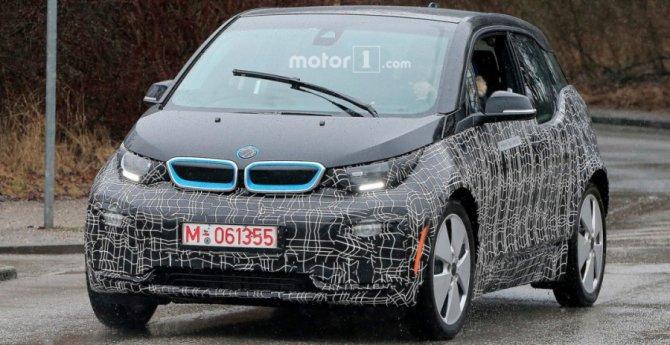 Новый электрокар BMW i3 попал в объективы фотошпионов (1).jpg