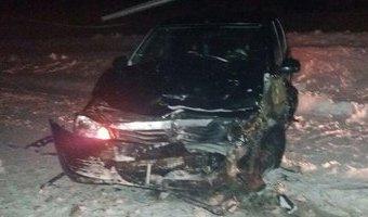 В Башкирии в ДТП погиб пассажир ВАЗа