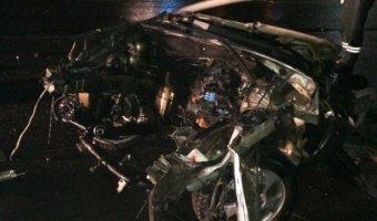 Два человека погибли в ДТП под Вязьмой