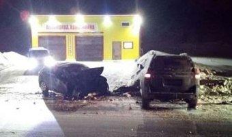 В ДТП на Красноглинском шоссе в Самаре погиб человек
