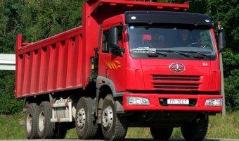 В Приморье с весны начнут собирать китайские грузовики FAW