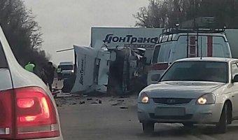 На Кубани в ДТП погиб водитель грузовика