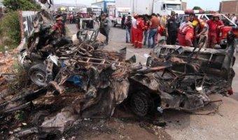 В ДТП в Перу погибли 19 человек