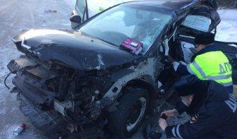 Под Богдановичем в ДТП погибли три человека