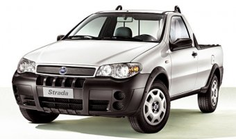 Fiat обновит пикап Strada