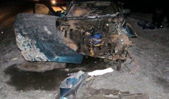 В ДТП с грузовиками под Бузулуком погиб ребенок