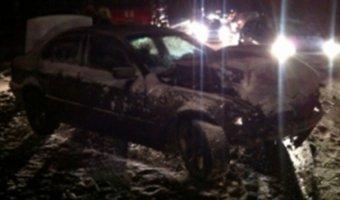 В ДТП в Подмосковье погибли четыре человека