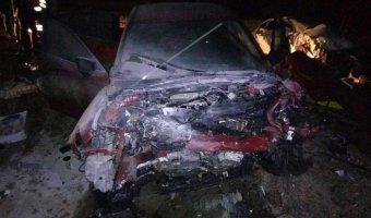В ДТП в Горячем Ключе погибли два человека