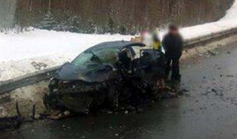 В ДТП на трассе в Карелии пострадали четыре человека