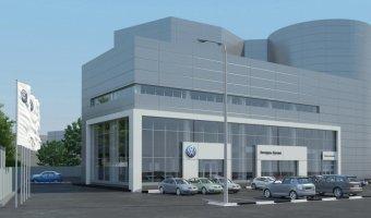Новый дилерский центр «Фольксваген Центр Бутово» примет первых клиентов в марте