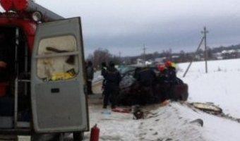 В ДТП в Александровском районе погибли взрослый и ребенок
