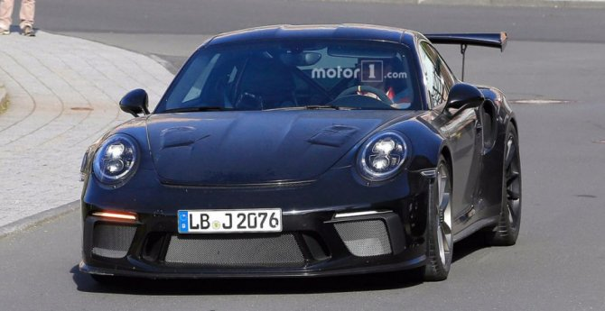 Обновленный Porsche 911 GT3 RS попал на фото (6).jpg