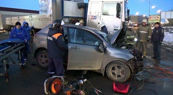 В ДТП в Рязани погибла женщина и пострадал ребенок (2).jpg